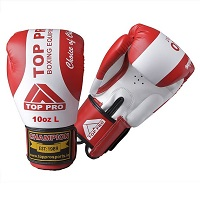 CHAMPION BOXING GLOVES L