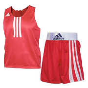 CLUBLINE RED BOXING SETS