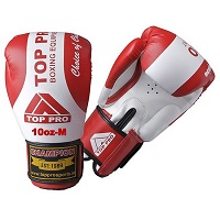 CHAMPION BOXING GLOVES M