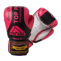 CHAMPION BOXING GLOVES