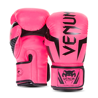 VENUM PINK ELITE GLOVES