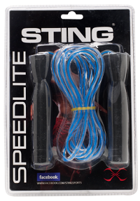 STING SKIPPING SPEED ROPE