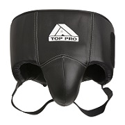 PRO LEATHER BOXING GROIN